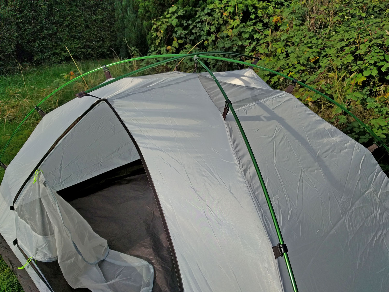 Wandermagazin Eingepackt & Ausprobiert: Skyrocket II Dome