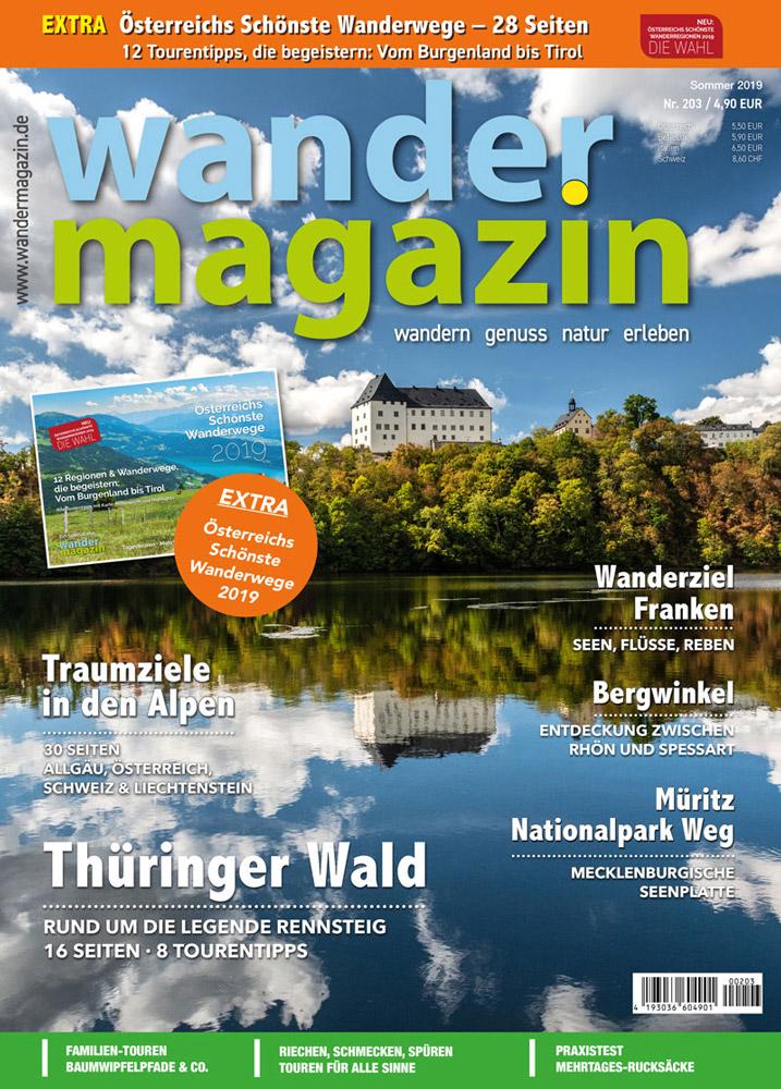 Titelseite 203 (Sommer 2019) 203