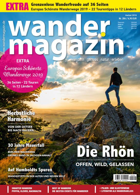 Titelseite 204 (Herbst 2019) 204