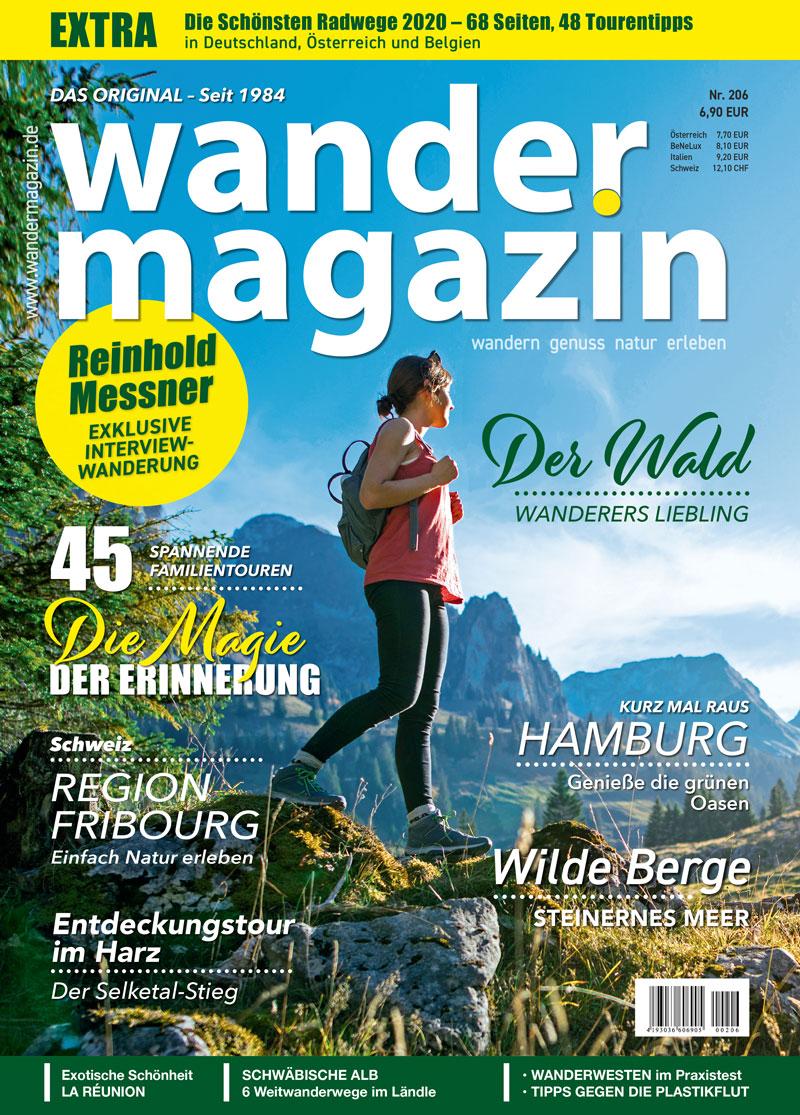 Titelseite 206 (Frühling 2020) 206