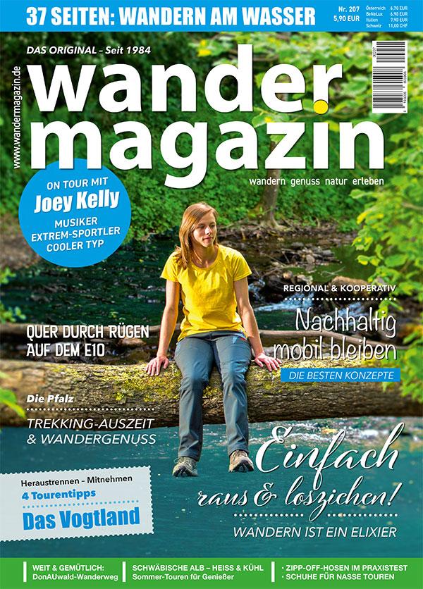 Titelseite 207 (Sommer 2020) 207