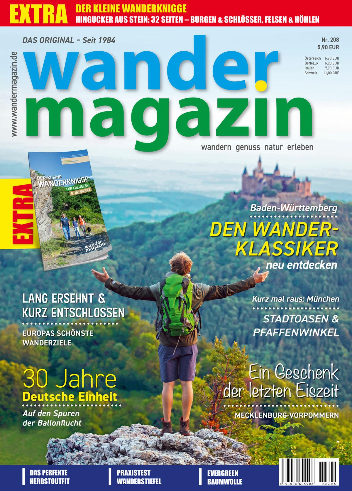 Titelseite 208 (Herbst 2020) 208