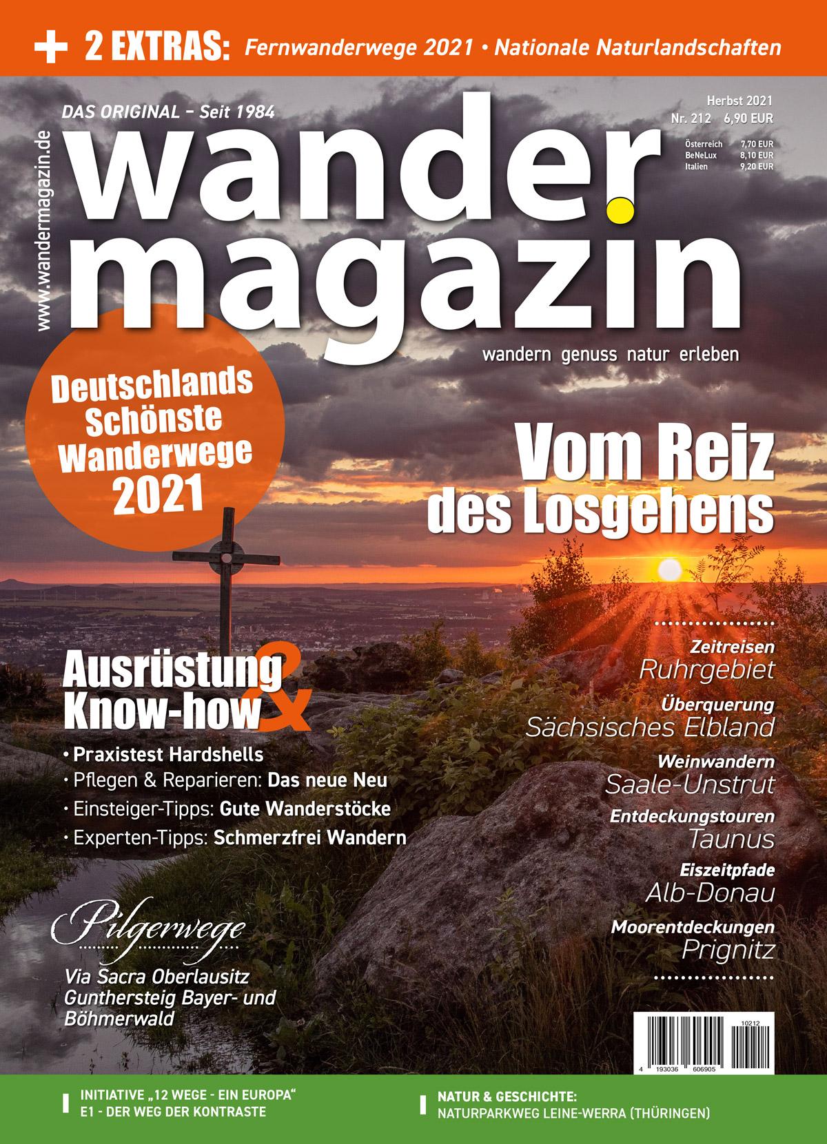 Titelseite 212 (Herbst 2021) 212