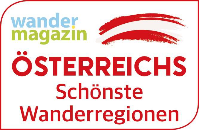 Osterreichs Schonste Weitwanderwege 2019 logo