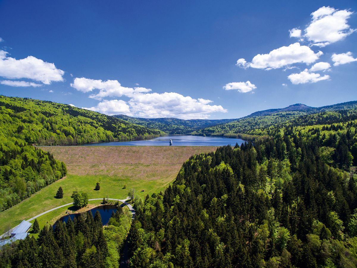 Unverwechselbar und einzigartig – so zeigt sich die frische Natur der Ferienregion Bayerischer Wald © Ferienregion Nationalpark Bayerischer Wald