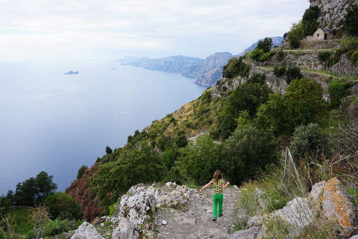 An der Amalfiküste © Thorsten Hoyer