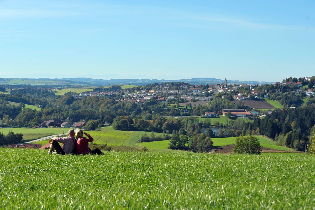 Hauzenberg Panorama © Geisler 2012