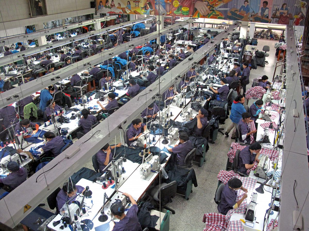 Fundacíon Miquelina in Bogota/Kolumbien (Páramo Produktion) © rsbeppler