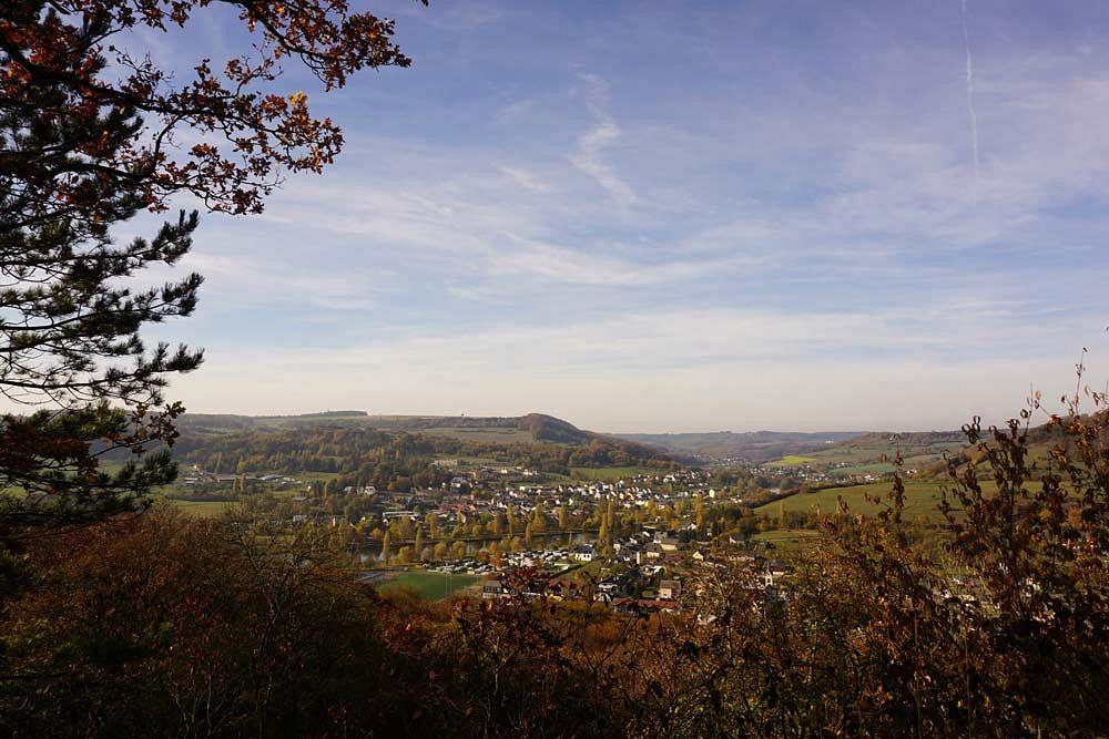 Blick über die Sauer nach Deutschland © Thorsten Hoyer