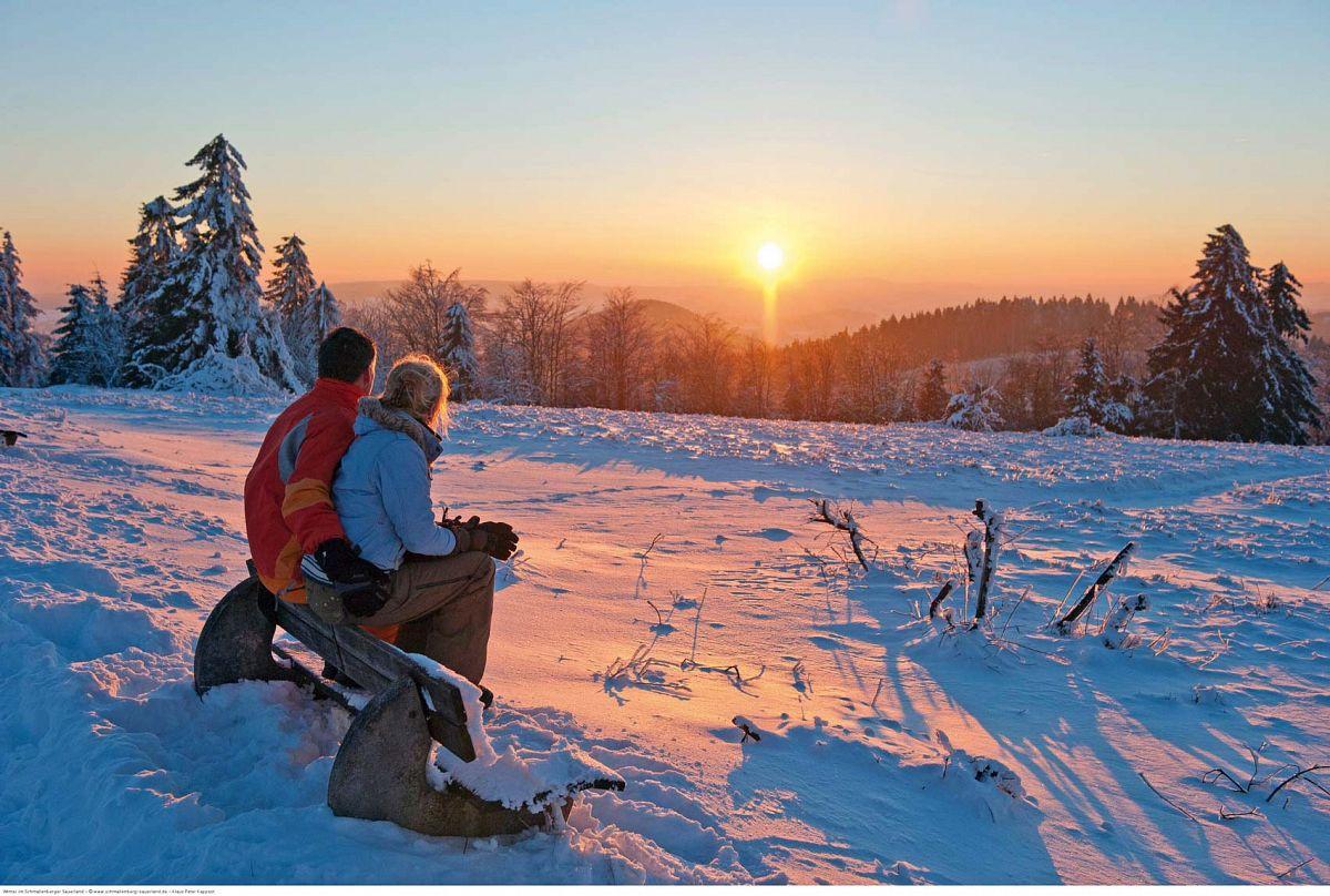 Weißer Zauber im Schmallenberger Sauerland! Entdecken Sie die winterstille Natur für sich – Sie werden sich nicht satt sehen ... © Schmallenberger Sauerland, Klaus-Peter Kappest