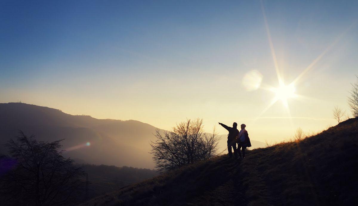 Reizvolle Wandermomente zusammen erleben © pixabay