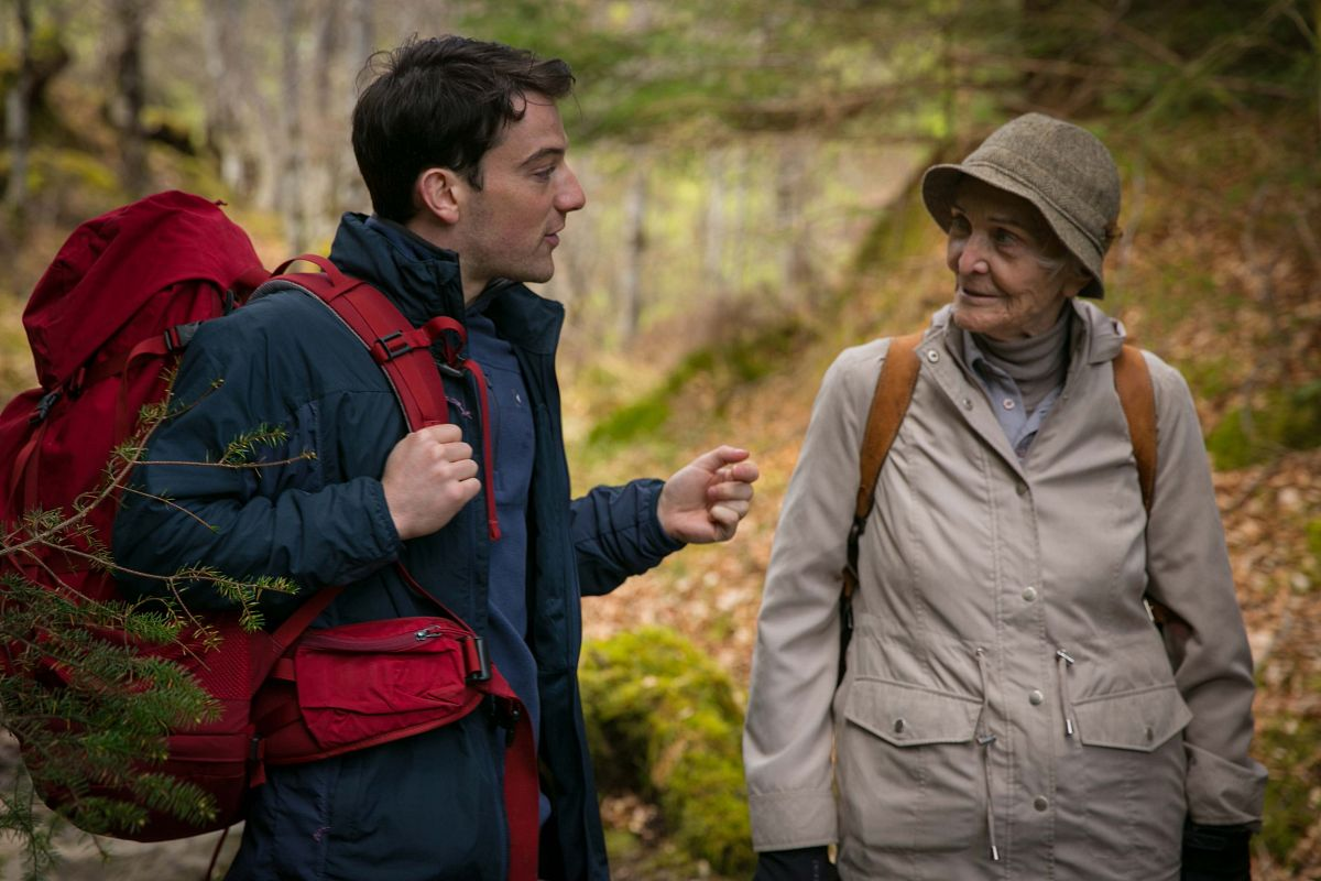 Sheila Hancock und Kevin Guthrie © Cape Wrath Films Ltd