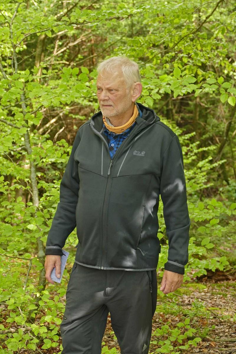 Testsieger: Jack Wolfskin Kiewa Hooded Jacket