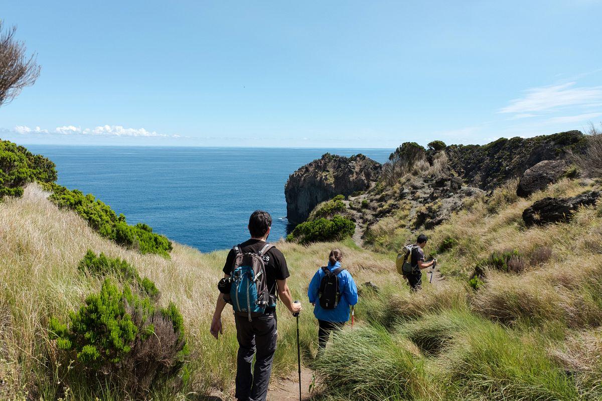 Küstenwandern auf den Azoren © pictotours