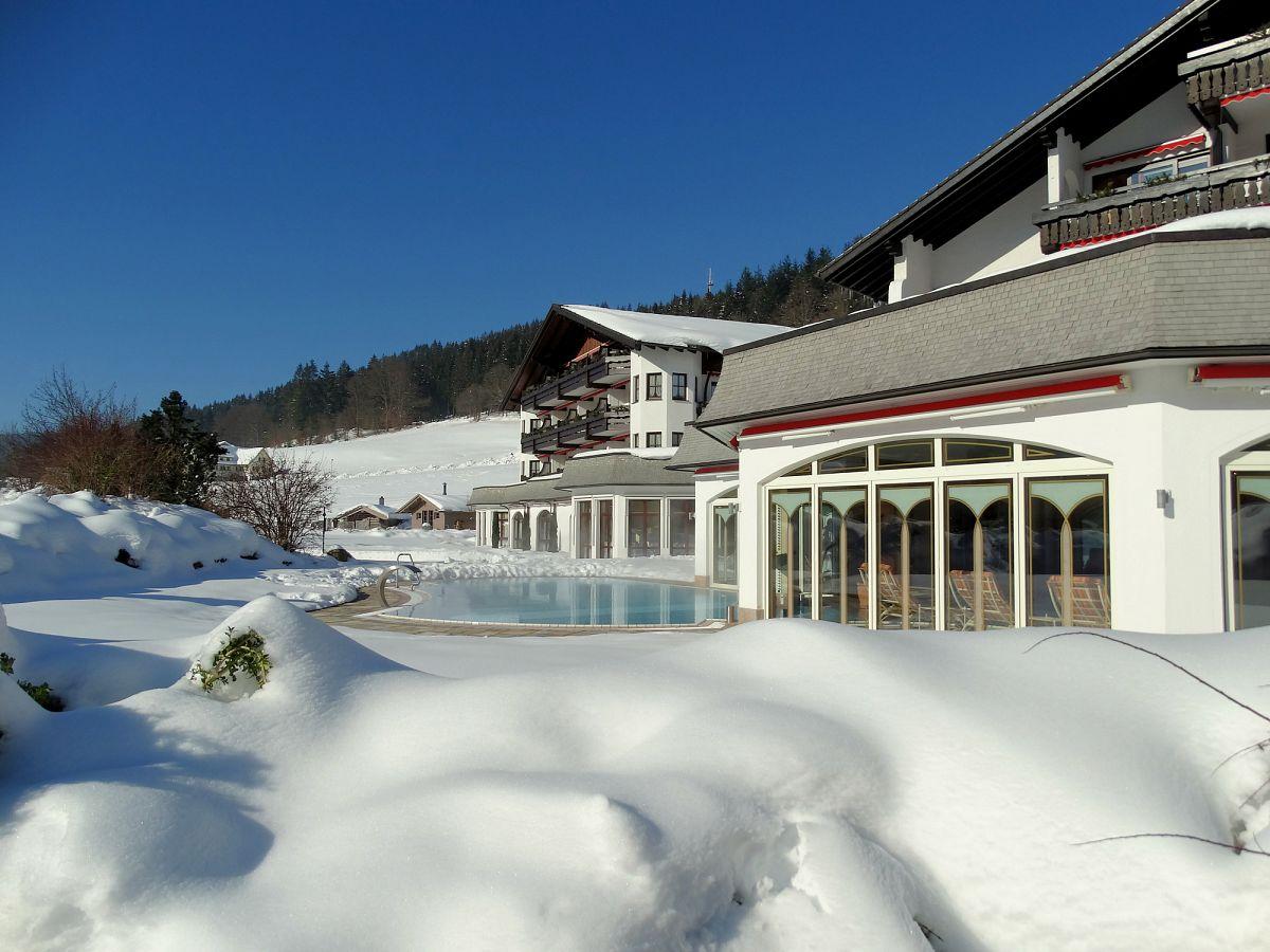 Winterwellness im Schwarzwald © Hotel Engel Obertal