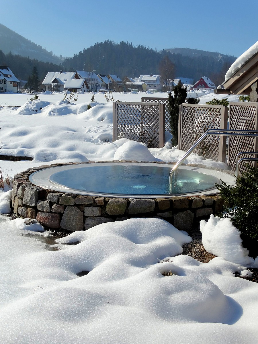 Outdoor Wellness © Hotel Engel Obertal