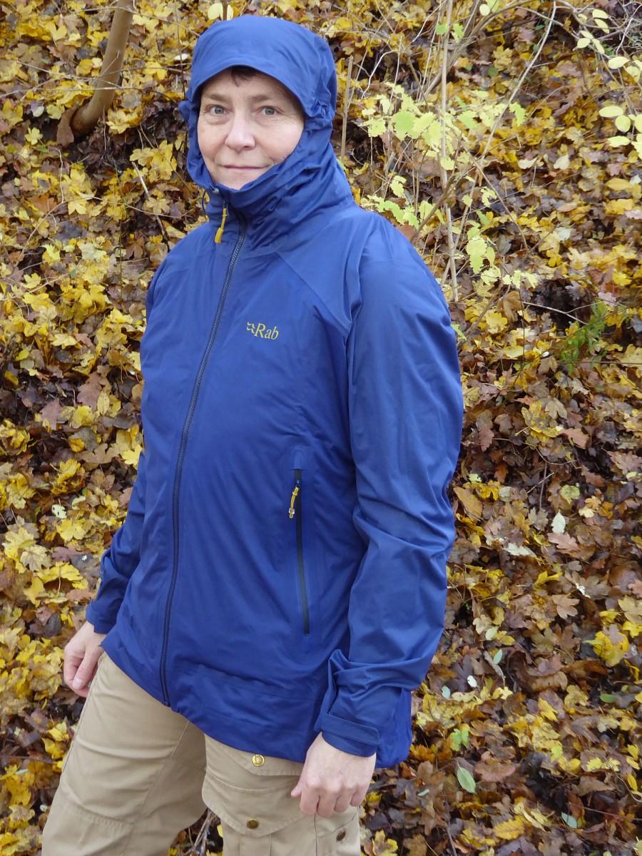 Rab Kinetic Alpine Jacket ©U. Poller/W. Todt