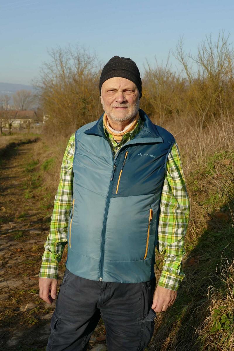 Vaude Freney Hybrid Vest II © U. Poller/ W. Todt
