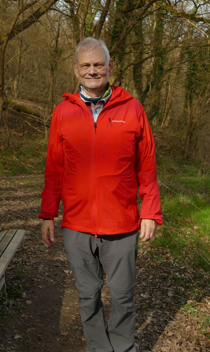 Testsieger Lite Speed Jacket von Montane © U. Poller/ W. Todt