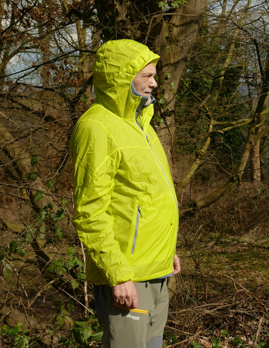 Rab Vital Windshell Jacket © U. Poller/ W. Todt