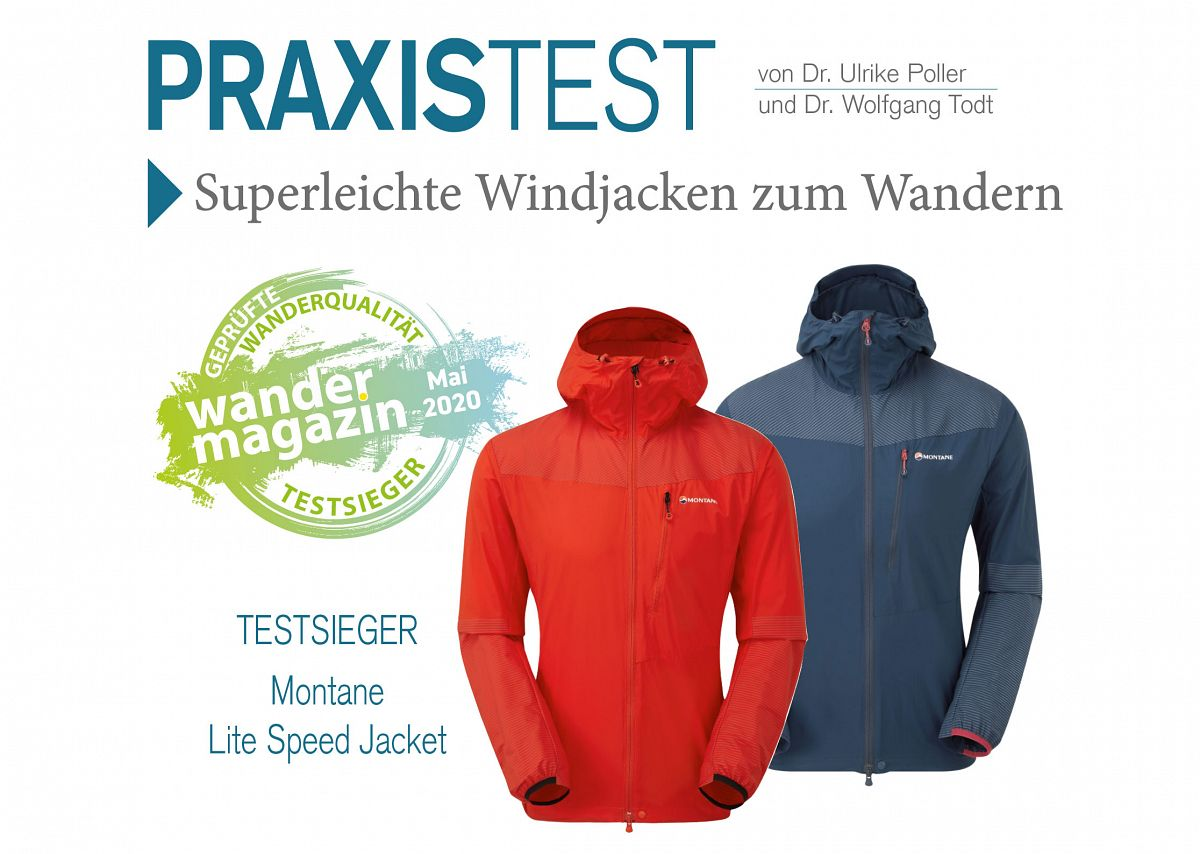 Praxistest: Windbreaker