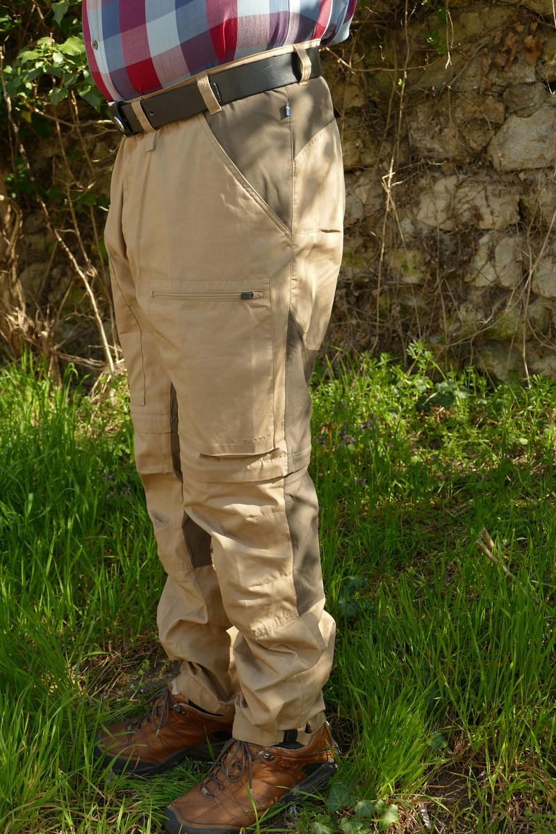 Fjällräven Abisko Lite Trekking ZO Pants © U.Poller/ W. Todt