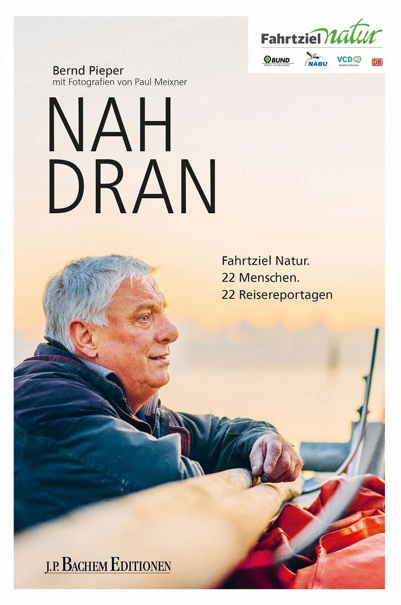 Das Buch nimmt die Leser mit auf nachhaltige Reisen in Deutschland © J.P. Bachem Editionen