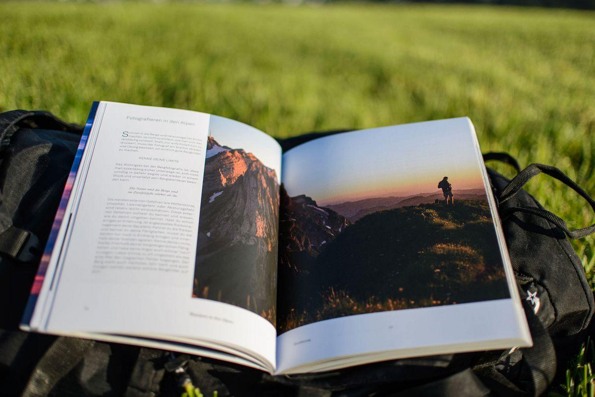 Blick ins Buch © Marius Schwager