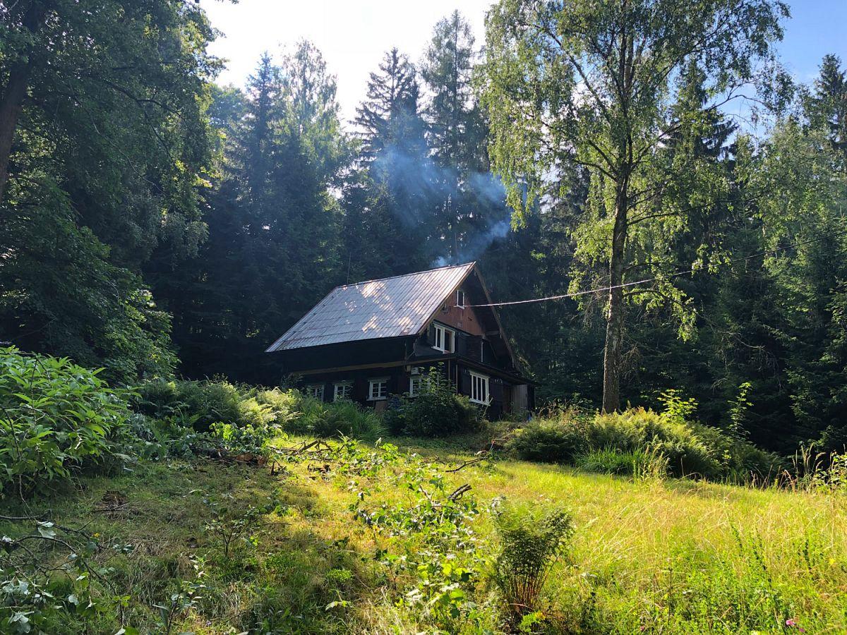 Naturhäuschen in Mala morava, Tschechien © Naturhäuschen.de