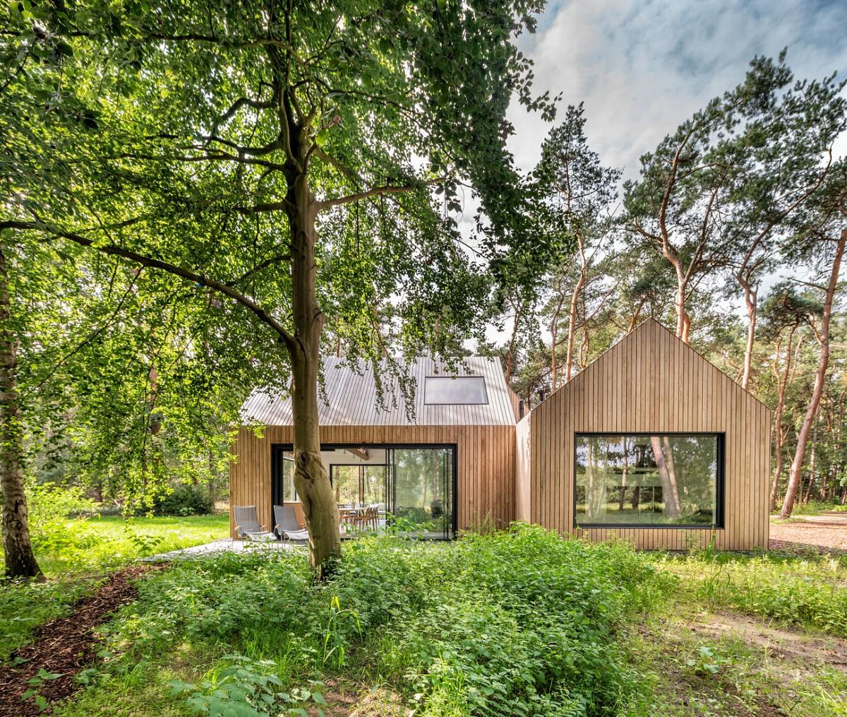 Villa in Tonden, Niederlande © Naturhäuschen.de