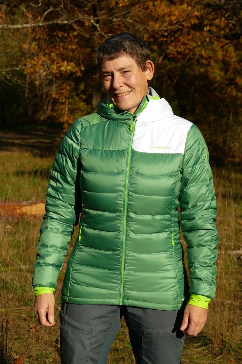 La Sportiva Domino Down Jacket © U. Poller/ W. Todt