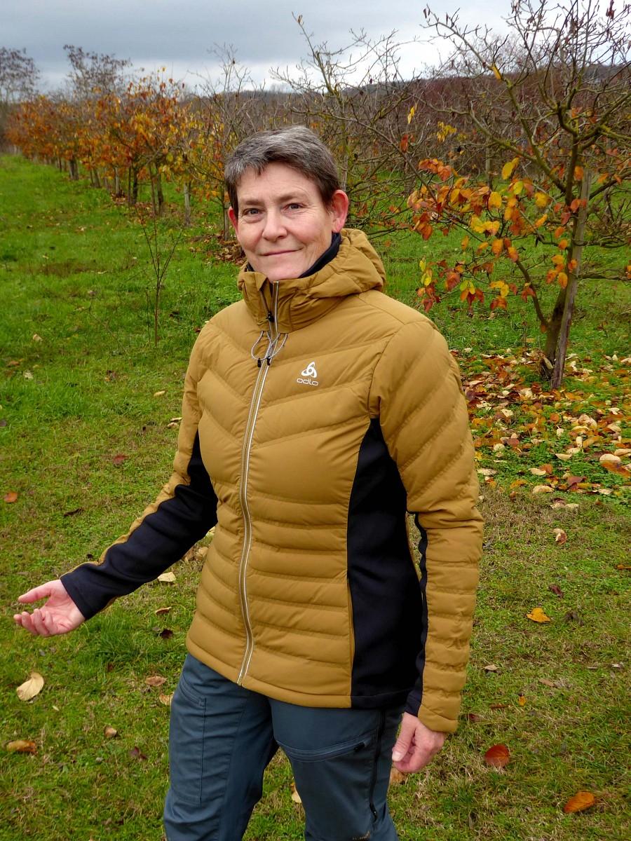 Odlo Sara (bzw. für Herren: Severin) Cocoon Jacket Insulated © U. Poller/ W. Todt