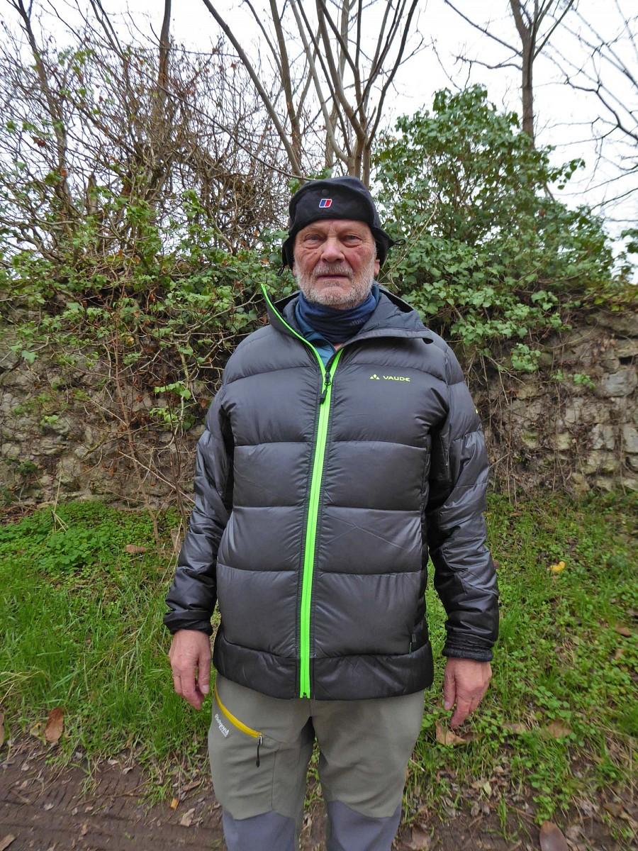 Vaude Kabru Hooded Jacket III © U. Poller/ W. Todt