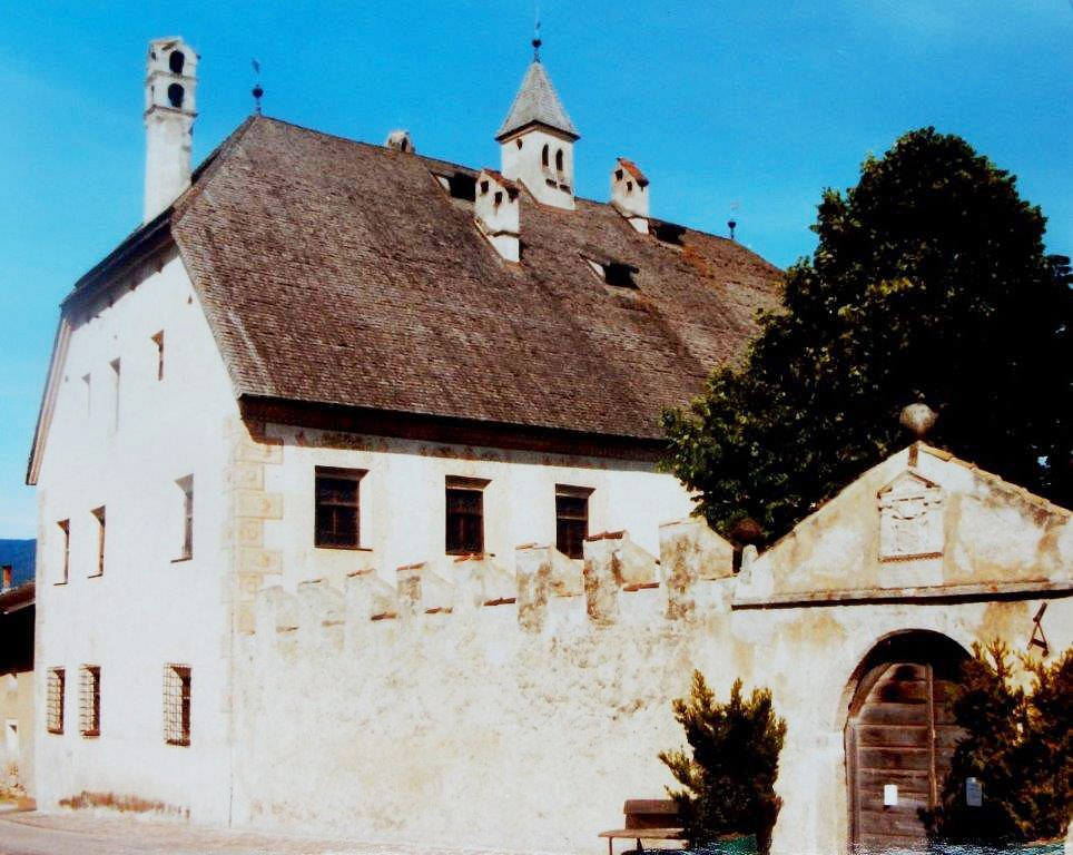 Das Schloss in Feldthurns © Dr. Konrad Lechner