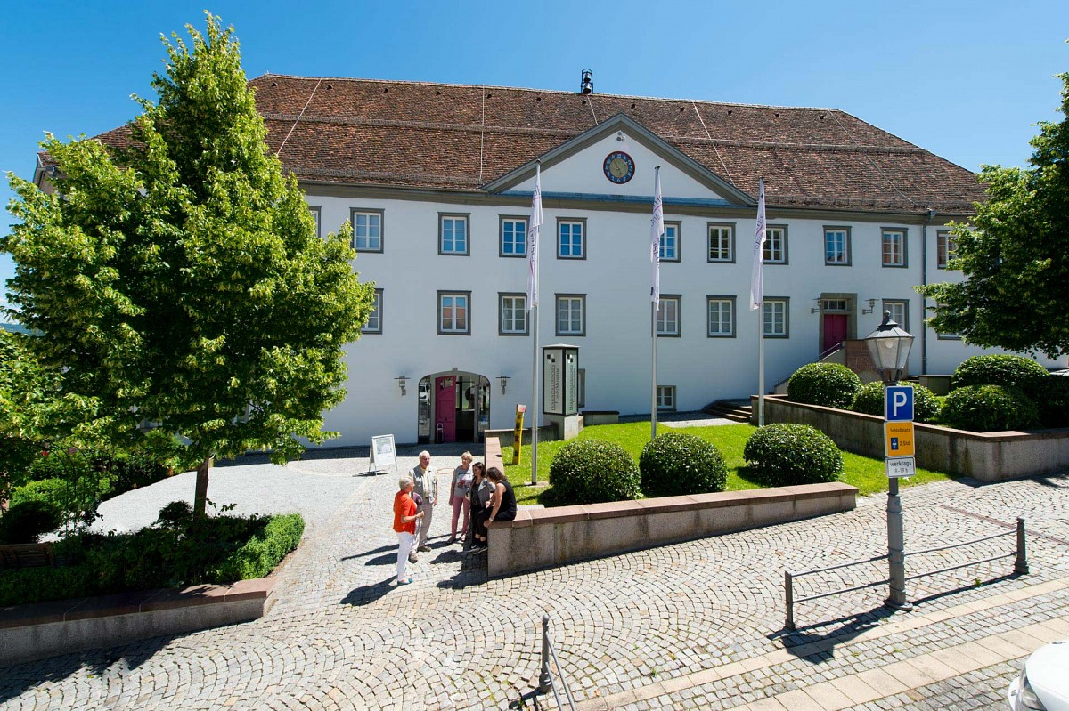 Hohenzollerisches Landesmuseum Hechingen © Stadt Hechingen