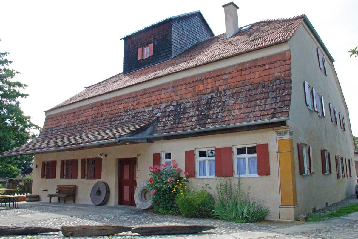 Das Klostermühlenmuseum © Elisabeth Birzele