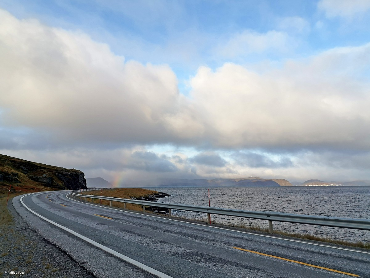 Die letzten Kilometer zum Nordkap