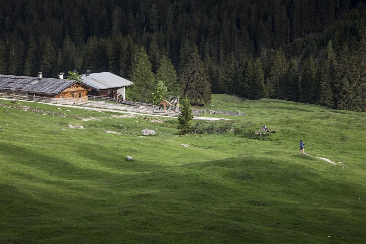 Im Gaistal © Alpenjuwelen