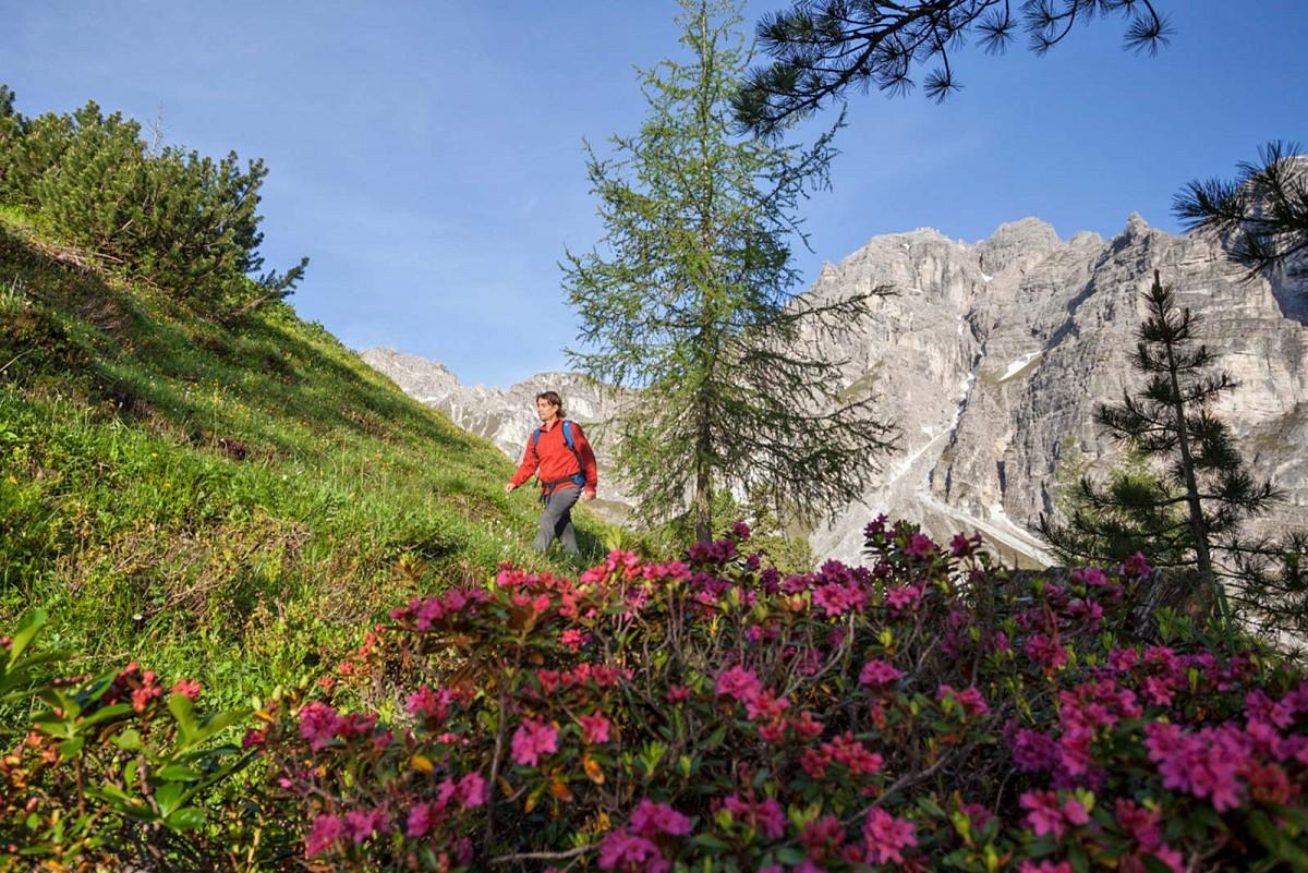 Georg Pawlata, Erfinder der Wanderroute der Alpenjuwelen © Alpenjuwelen