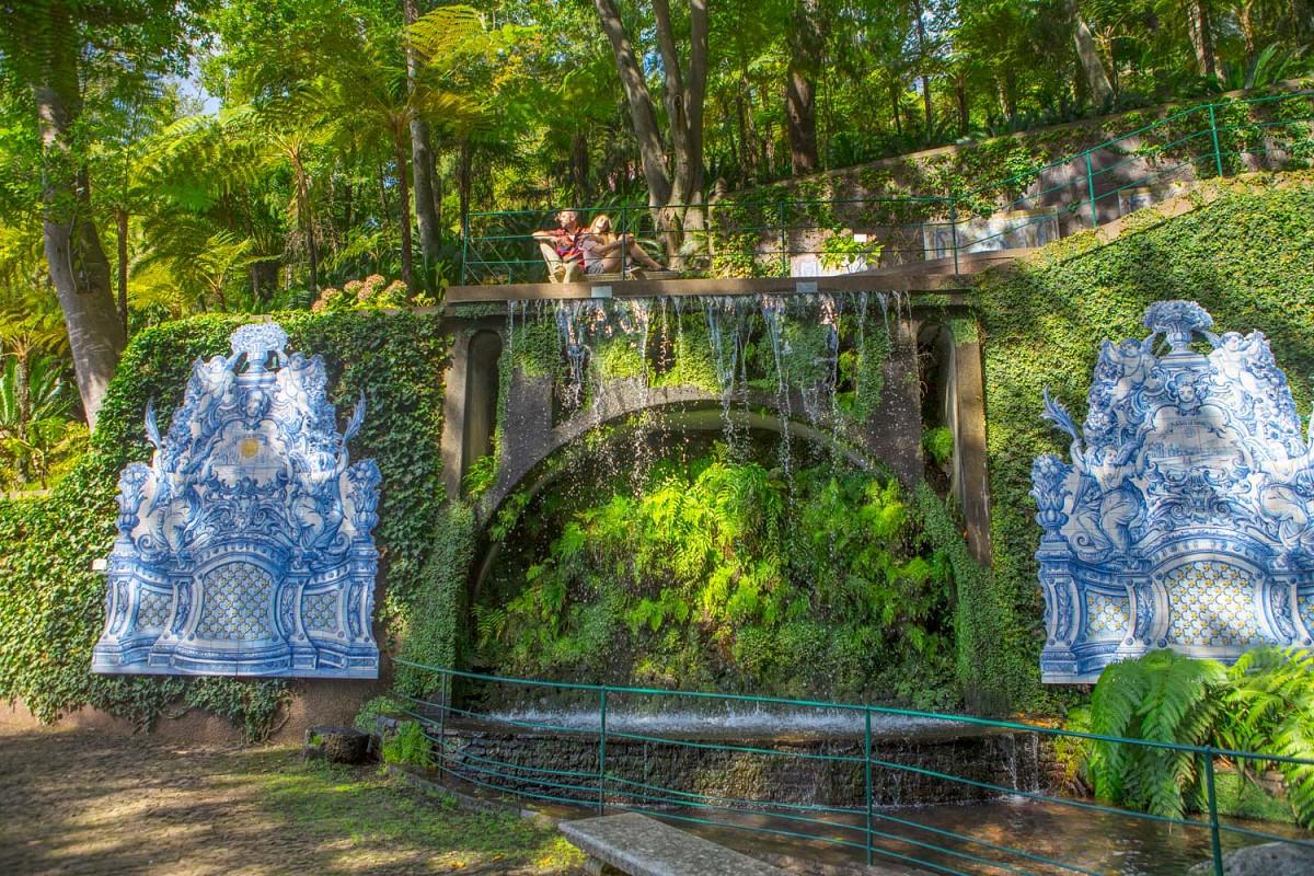 Den Botanischen Garten Funchal mit allen Sinnen entdecken © Andre Carvalho