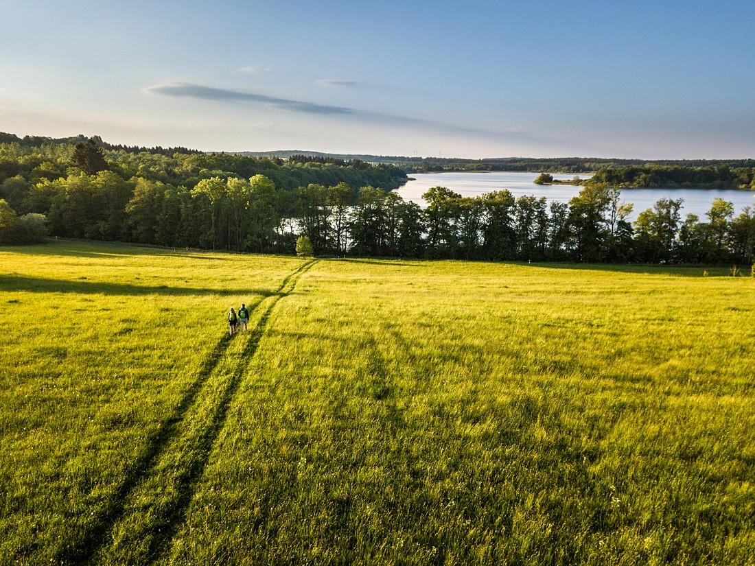 Naturidyll Hachenburger Westerwald © Dominik Ketz