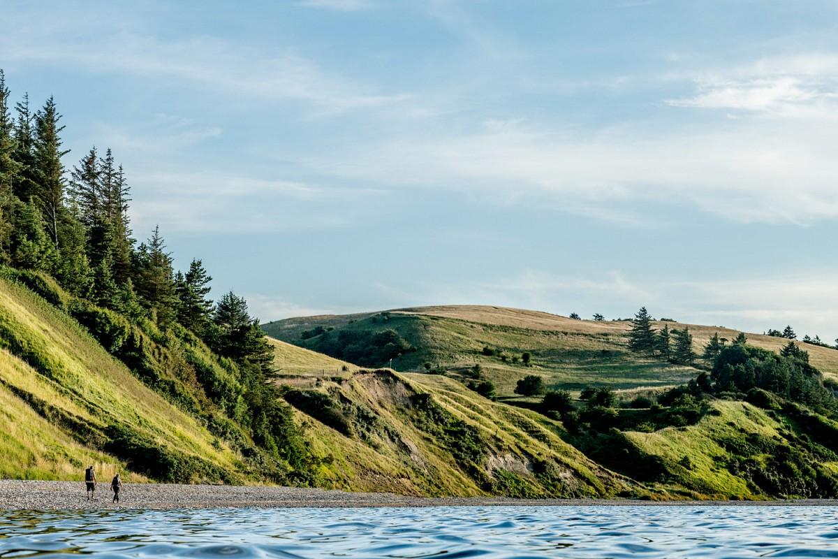 Die Insel Mors im Limfjord © Mette Johnson