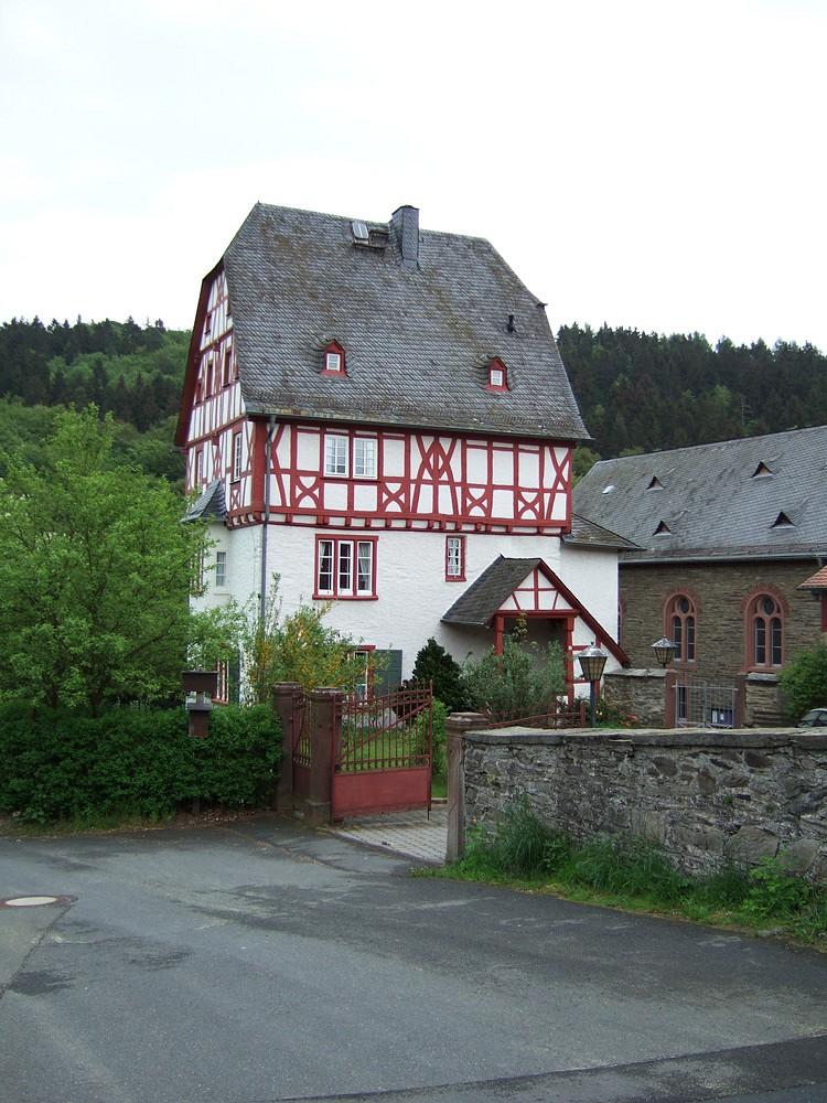 Rod an der Weil: Das zweitälteste Pfarrhaus in Hessen