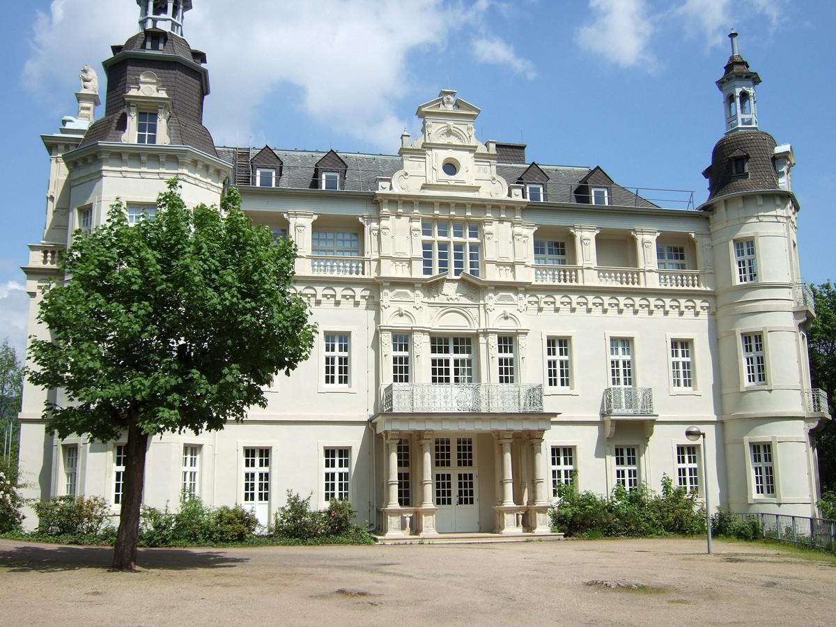 Das Luxemburger Schloss in Königstein