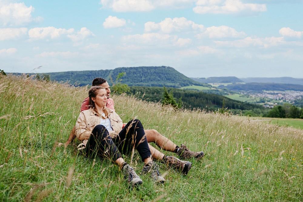 Wer es gemütlich mag, findet viele Plätze zum Verweilen © Tobias Fröhner, Landratsamt Göppingen