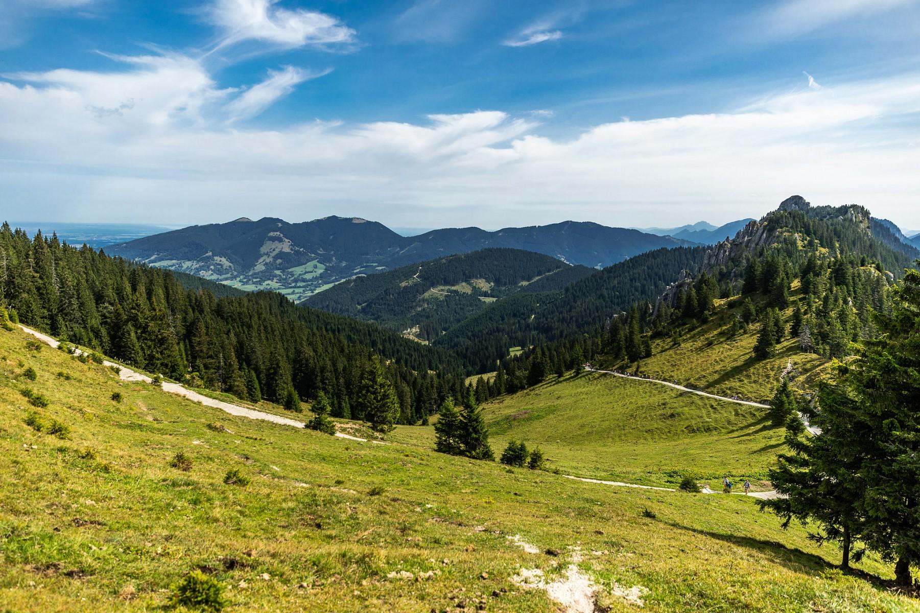 pVon-Unterammergau-aus-geht-es-hinauf-auf-das-Houmlrnle-Mit-dem-Abstieg-verlassen-wir-den-letzten-Gipfel-auf-dem-Spitzenwanderweg-nbspp