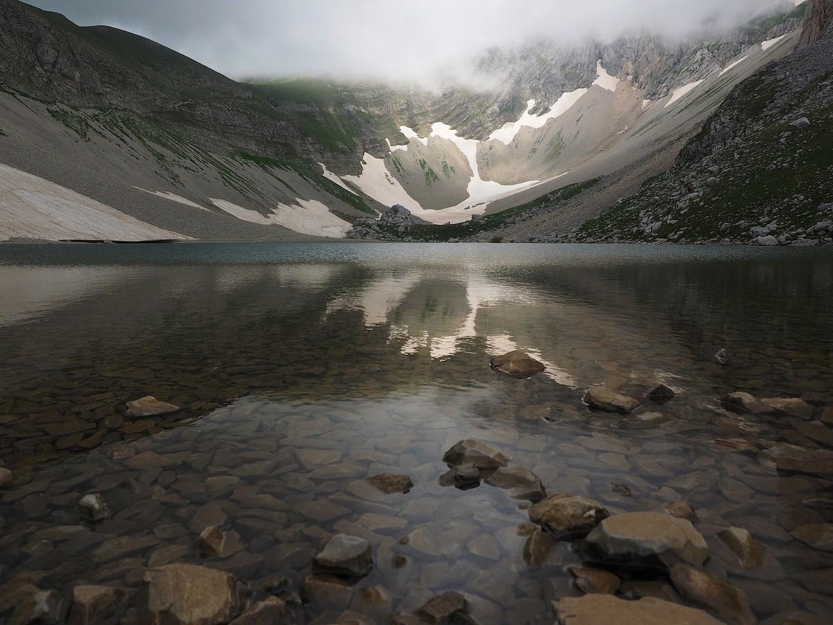 pquotOn-stage-of-Pilatos-Lakequot-E1-in-Italienbr-Fotograf-Otello-Gironaccibr-Siegerfoto-in-der-Kategorie-emHimmel-und-Erdeemp