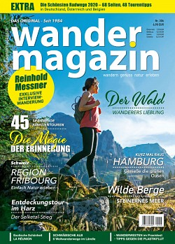 cover mag 206 (Frühling 2020) - 206