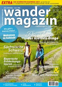 cover mag 210 (Frühling 2021) - 210