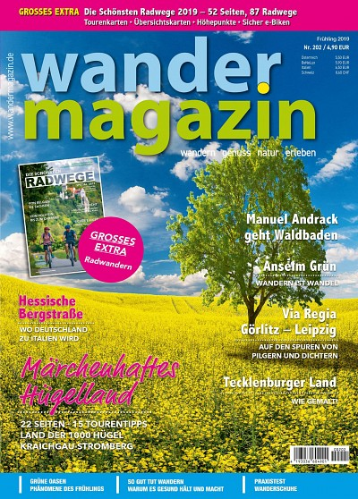 cover back magazine 202 (Frühling 2019) (202)